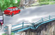 रसुवागढी नाकामा बन्दैँछ यस्तो मितेरी पुल