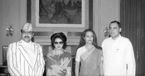 रानी ऐश्वर्यको एउटा 'कडा' निर्देशनले सोनिया गान्धीलाई यसरी काठमाण्डौमा आपत परेको थियो !