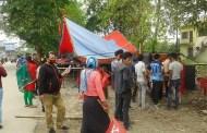 निर्बाचन बिथोल्न खोज्ने विप्लव कार्यकर्ता र प्रहरी बिच भएको झडपमा २३ जना पक्राउ,सुरक्षा ब्याबस्था कडा