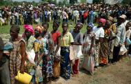 अफ्रिकामा द्वन्द्वका कारण विस्थापित हुनेको संख्या नब्बे हजार