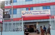 म्याक्स इन्टरनेशनल अस्पतालद्वारा बाढीपीडितको उपचार