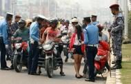 'महिनामा एकदिन ट्राफिक व्यवस्थापनलाई'