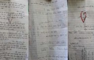 १३ वर्षीय बालिकाले आफ्नो प्रेमीलाई यस्तो प्रेमपत्र लेखेर गरिन् आत्महत्या !!