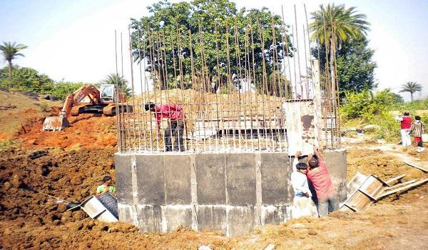 आमा समूहद्वारा भूकम्प प्रतिरोधात्मक भवन निर्माण
