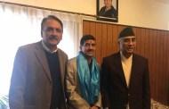 काठमाडौं क्षेत्र नं. ५ का प्रभावशाली एमाले नेता सापकोटा कांग्रेस प्रवेश
