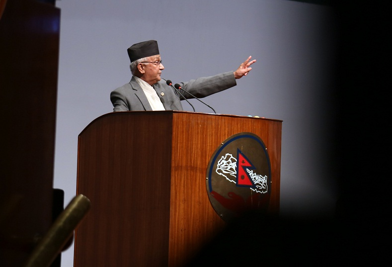 China visit successful: PM Oli