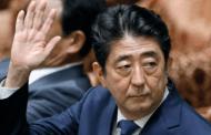 जापानको सत्तारुढ दलको नेतामा प्रधानमन्त्री अबे पुनः बिजयी