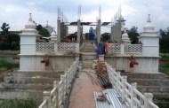 रानीपोखरी पुनःनिर्माणमा विवाद आएपछि बालगोपालेश्वर मन्दिरको काम रोकियो