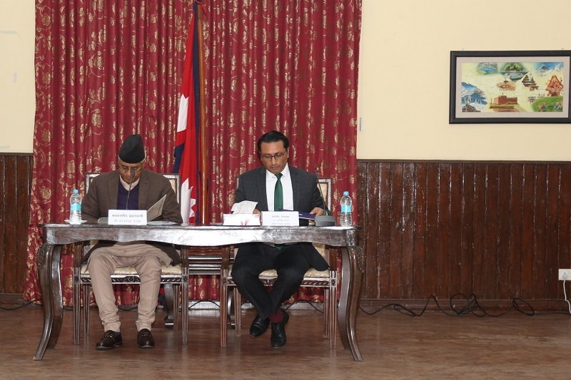 PM's directives for expediting development and reconstruction