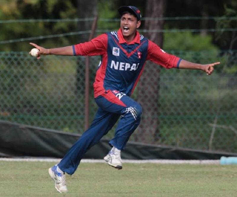 क्रिकेटर लामिछाने अष्ट्रेलियाको उच्च डिभिजनमा खेल्ने