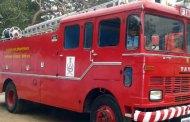 आगलागीबाट १६ घर जलेर नष्ट