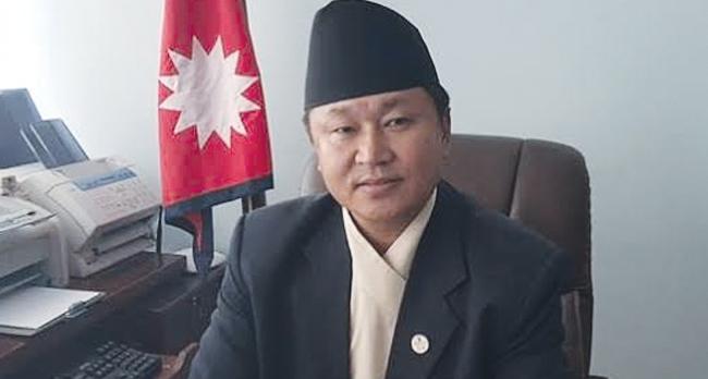 प्रदेश नं १ लाई भ्रष्टाचारमुक्त बनाउनेः नेता राई