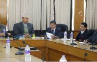 Mark Democracy Day as constitution implementation day: Minister Basnet