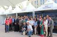 युएईमा आयोजित नेपालको साहसिक पर्यटन प्रबर्धन कार्यकम