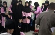 इराकद्वारा १९ रूसी महिलालाई जन्मकैद