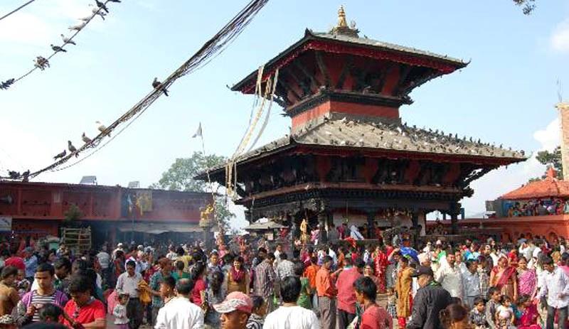 मनकामना दर्शन गर्ने भारतीय पर्यटक बढे