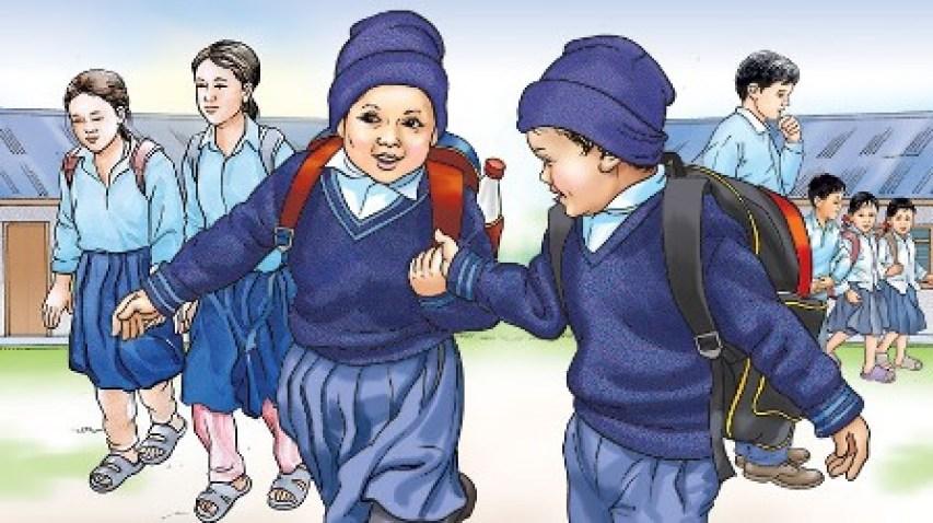 सबै विद्यालयमा अंग्रेजीबाट पठन–पाठन गर्ने तयारी