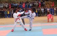 अन्तर्राष्ट्रिय कराते प्रतियोगितामा नेपाली सेना छ स्वर्ण पदकसहित अग्रस्थानमा