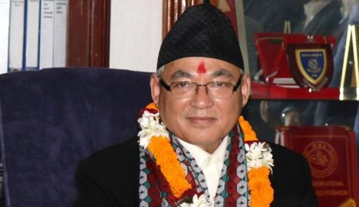 Home Minister Thapa directs to ensure effective security