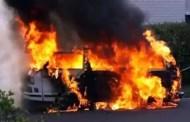दुईवटा भारतीय ट्रकमा आगजनी, बिप्लप समूहको संलग्नताको आशंका