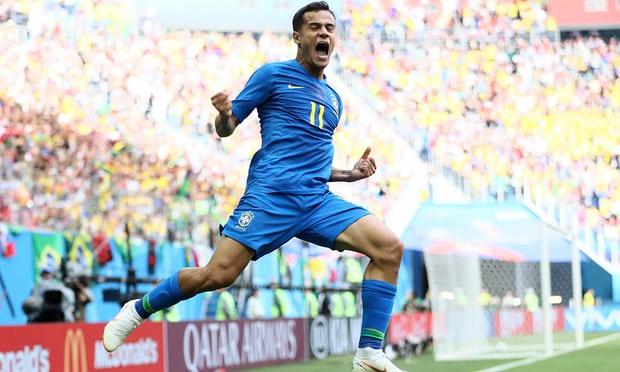 ब्राजिलको जितले समर्थकहरु उत्शाही, कोष्टारिकालाई ९१ र ९७ मिनटमा हान्यो २ गोल