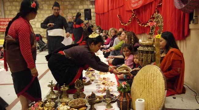नेवारी संस्कृति तथा कला झल्किने मूर्तिकला प्रदर्शनी