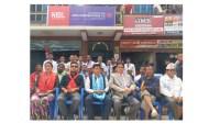 नेपाल इन्भेष्टमेण्ट बैंकद्धारा ७२ औ शाखा विस्तार