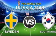 विश्व विजेता इटालीलाइ पाखा लगाएको स्वीडेन र साउथ कोरिया मैदानमा
