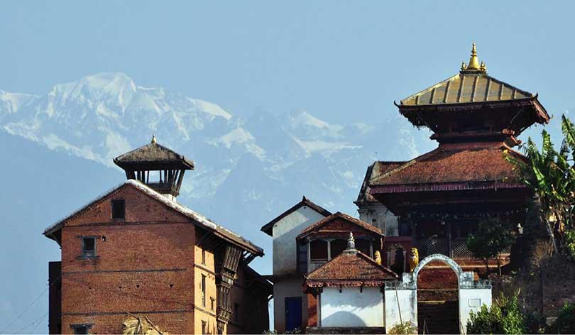 भैरवी मन्दिर जोखिममा