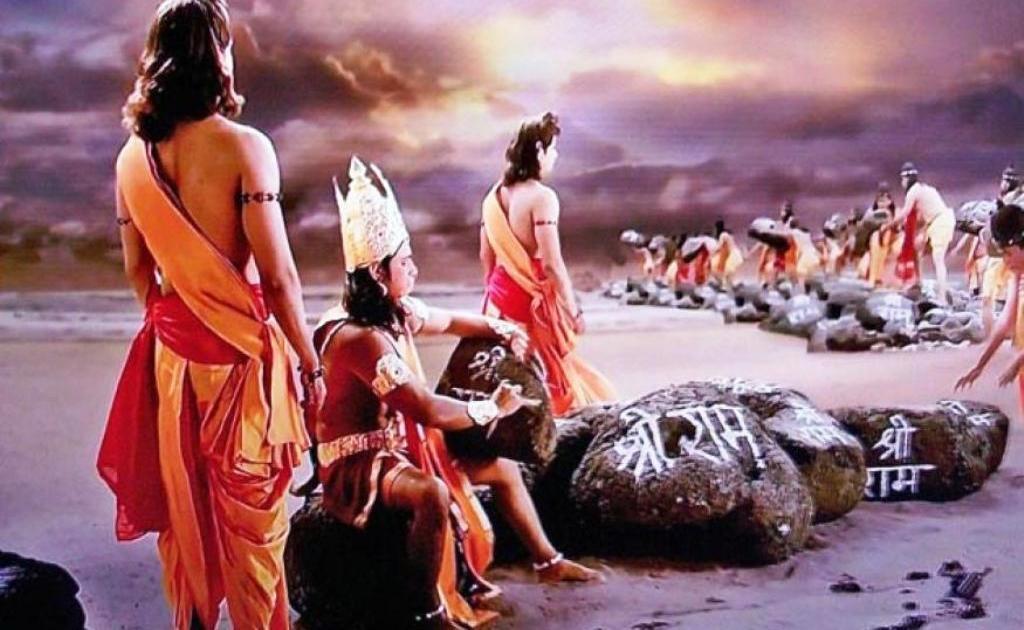 रामायण उद्यान निर्माण हुँदै