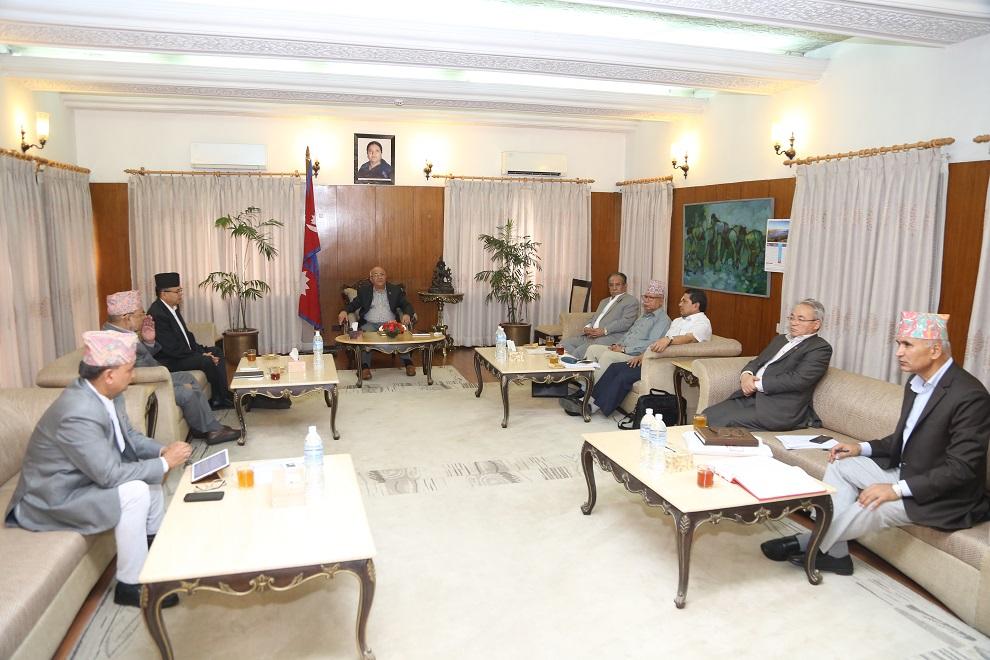 नेपाल कम्युनिष्ट पार्टीको महाधिवेशनमा भाग लिन अध्यक्ष पनि चुनिनुपर्ने आयो प्राबधान