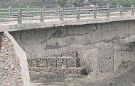 कर्णाली राजमार्गका पुलहरु अलपत्र