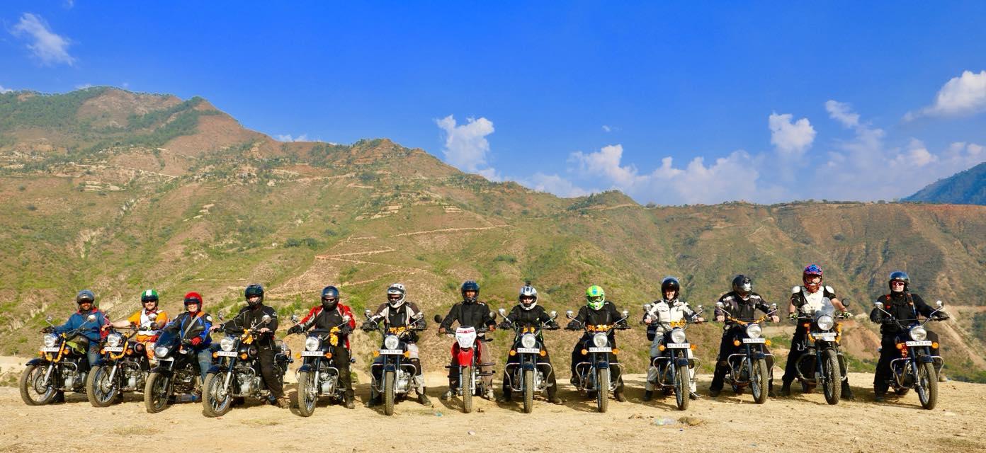 पर्यटन दिवस: सुरक्षा सचेतना मोटरसाइकल यात्रा