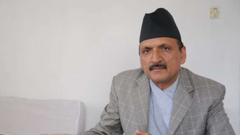NC leader Mahat stresses on supremacy of law