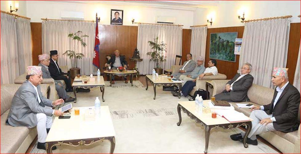 नेकपा सचिवालय बैठक आज बस्दै, पछिल्लो राजनितिक घटनाक्रमबारे छलफल