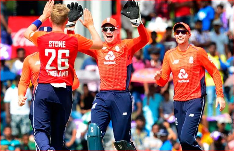 दोस्रो एक दिवसीय खेलमा श्रीलंका इंग्ल्यान्डसँग पराजित
