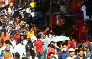 दशैंँको रौनक : राजधानीमा किनमेल गर्नेको घुइँचो (फोटो फिचर)
