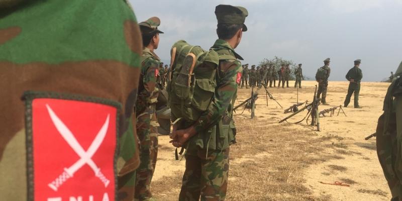 म्यान्मारका उच्च सैनिकमाथि प्रतिबन्ध