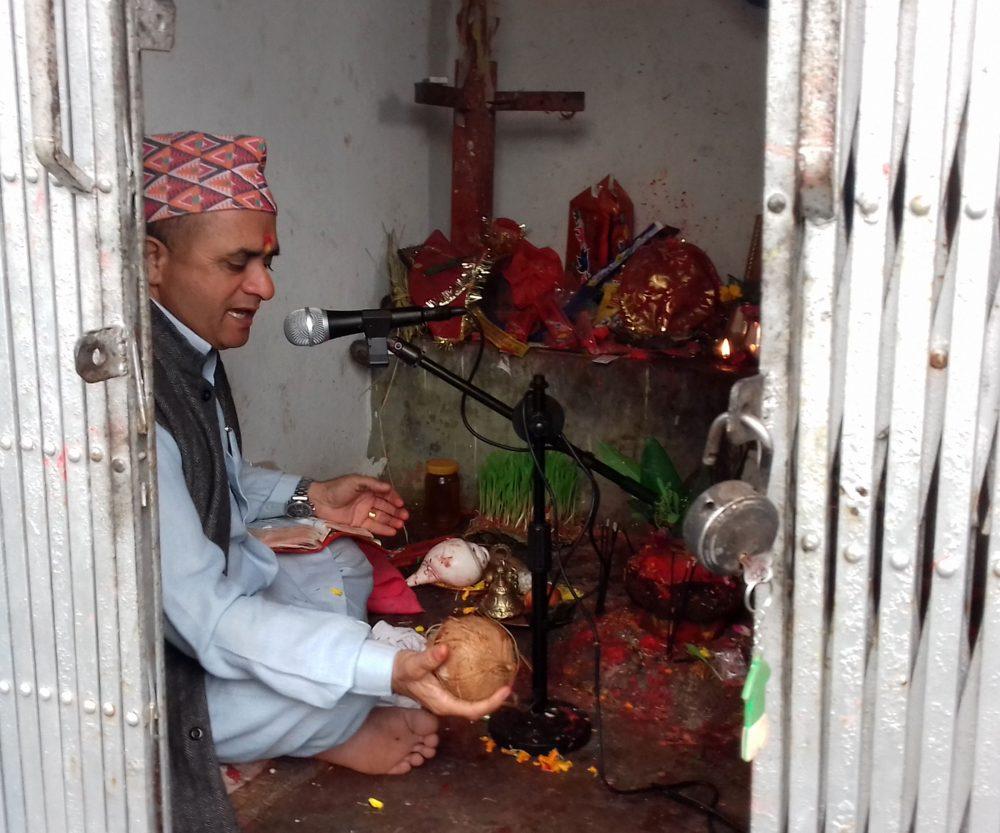 बाघमाराको सय वर्षभन्दा लामो इतिहासको साक्षी कालिका मन्दिर