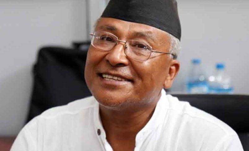 काठमाडौँ महानगरलाई नेकपाकै नेताको झापड !