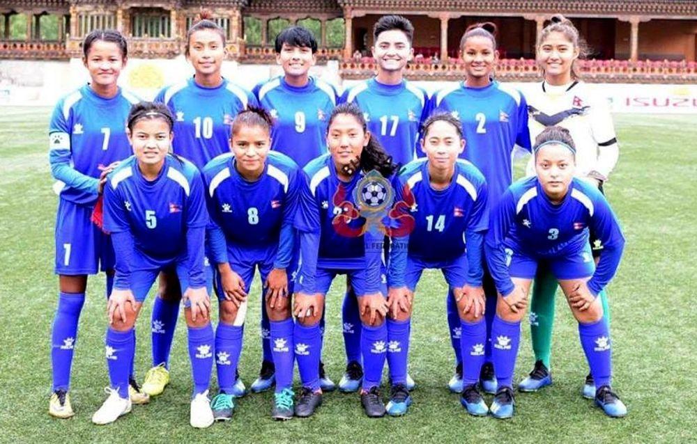 नेपाल साफ यू-१८ को फाइनलमा