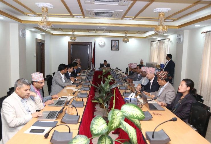 मन्त्रिपरिद बैठक :  तीन देशमा राजदूत सिफारिस, भारतका लागि निलाम्बर सिफारिस