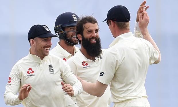 श्रीलंकासँगको पहिलो टेष्ट इंग्ल्याण्डले जित्यो