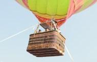 गण्डकी प्रदेशका मुख्यमन्त्रीलाई तातो हावा भरेको बेलुनले उडाएपछी...(भिडियो सहित)