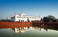 मायादेवीको मन्दिर देख्ने बित्तिकै चित्रकार आकर्षित
