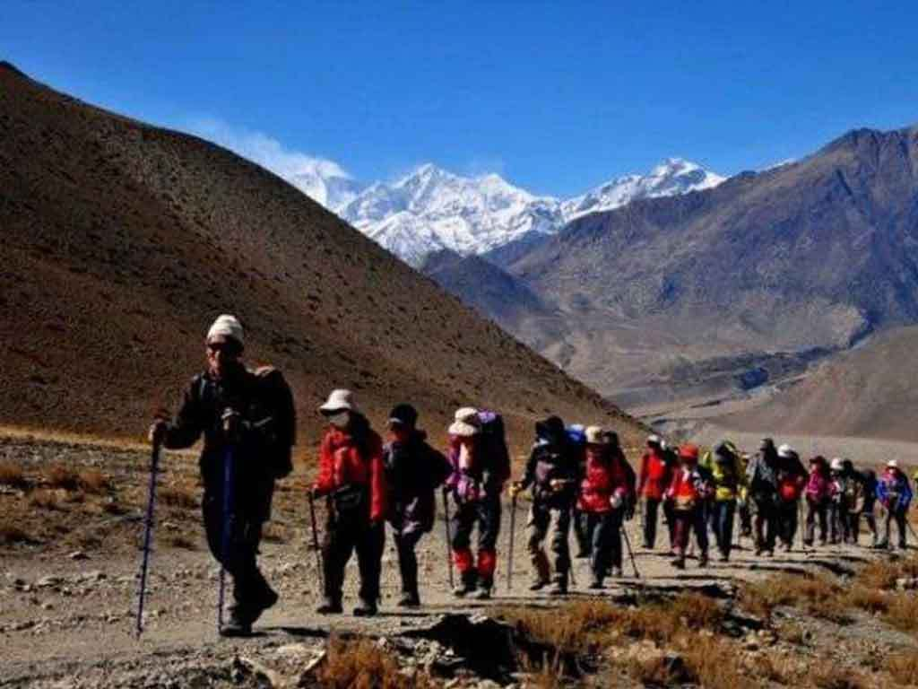 पर्यटन पदमार्गको पहिचान तथा नक्साङ्कन शुरु