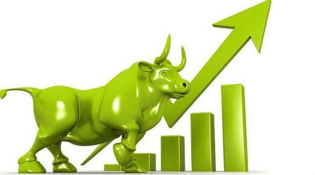 शेयर बजार झिनो अङ्कले वृद्धि