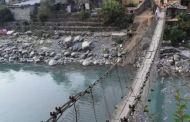 झोलुङ्गे पुल बनाउन तालीम