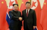 उत्तर कोरियाली नेता किम चीन भ्रमणमा