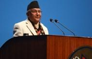 अब नेपाल पछौटे मुलुक नभई विश्वमान चित्रमा नै सम्झिन लायक हुन्छ-प्रधानमन्त्री
